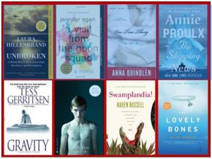 2015 books first half